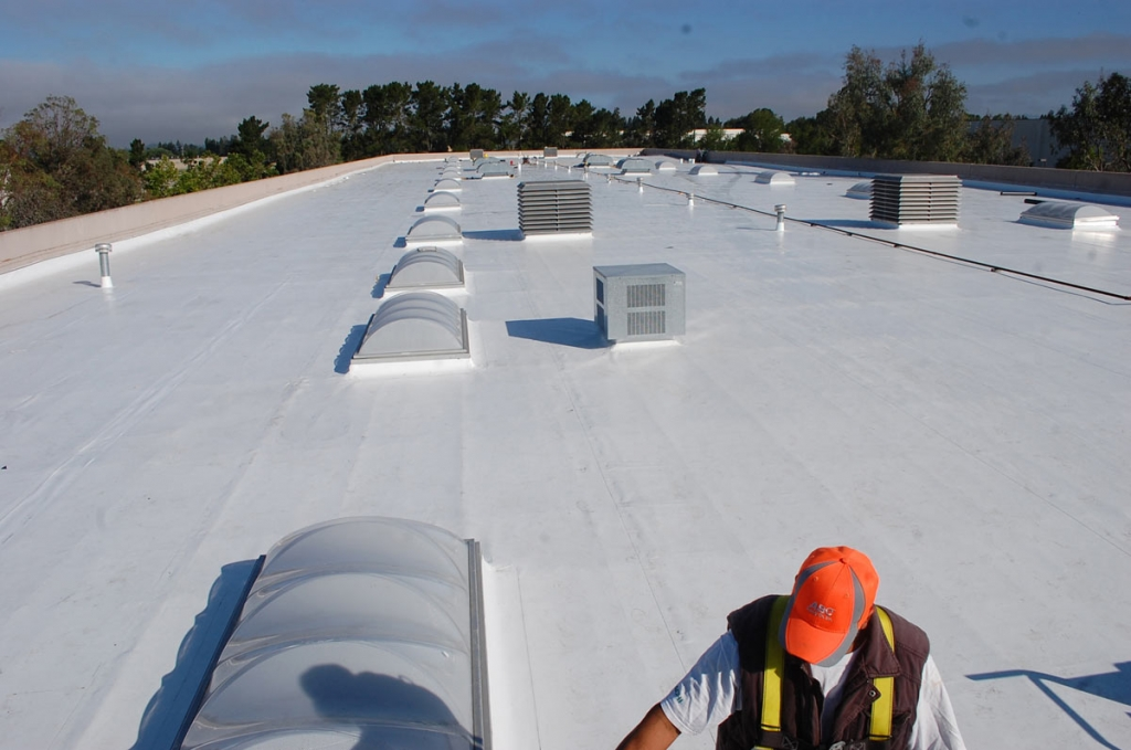 We Aim To Beat Out All Other Area Industrial Roofing Companies