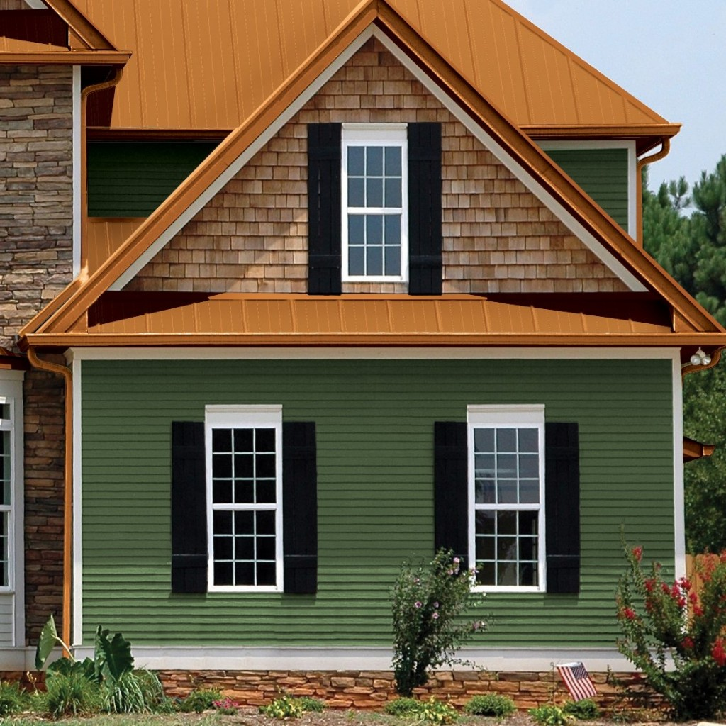 Beyond custom insulated vinyl siding beyond custom for Exterior siding design