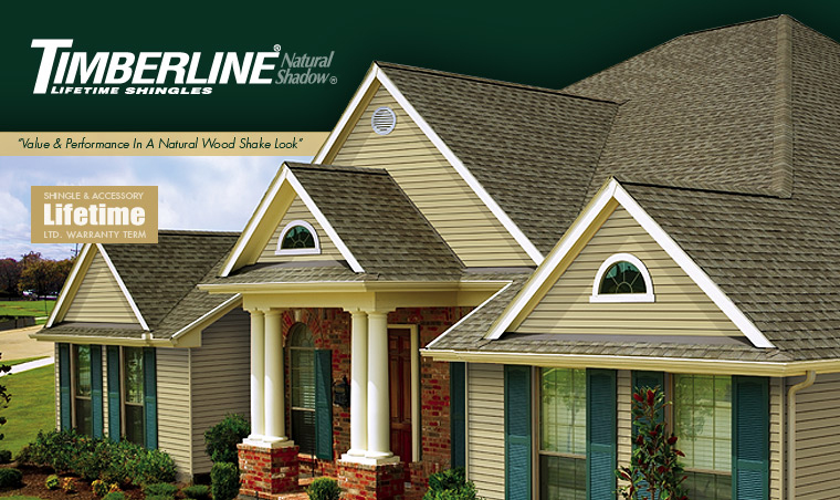 timberline roofing products