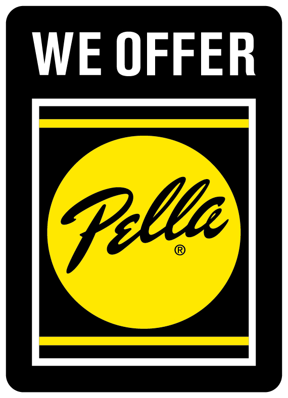 we offer pella logo
